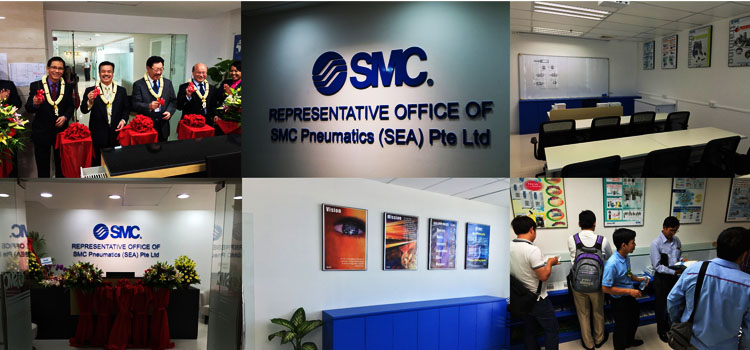 combodia office