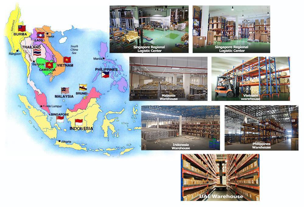 Regional Logistic Center - SMCSMC